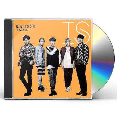FTISLAND JUST DO IT: TYPE-B CD