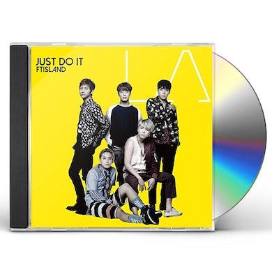 FTISLAND JUST DO IT CD