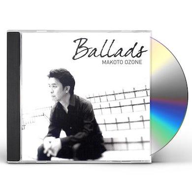 Makoto Ozone BALLADS CD