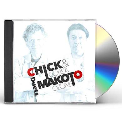 Makoto Ozone CHICK & MAKOTO: DUETS CD