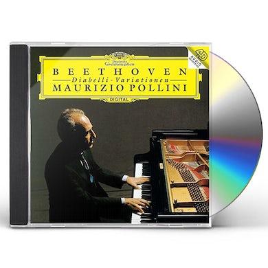 Ludwig van Beethoven: DIABELLI-VARIAIONEN CD