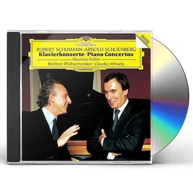 Maurizio Pollini SCHUMANN / SCHOENBERG: PIANO CONCERTOS CD