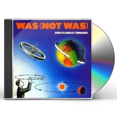Was Not Was BORN TO LAUGH AT TORNADOS CD