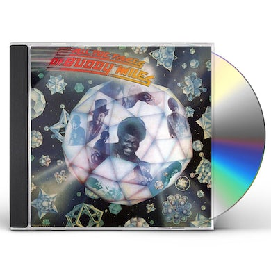 ALL THE FACES OF BUDDY MILES CD