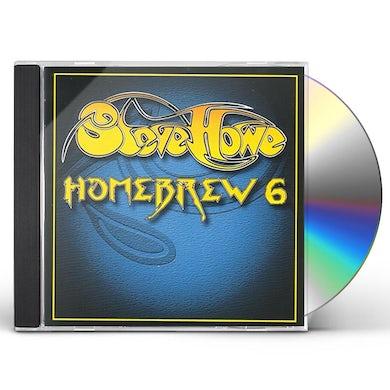 Steve Howe HOMEBREW 6 CD