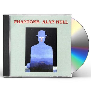 Alan Hull PHANTOMS CD