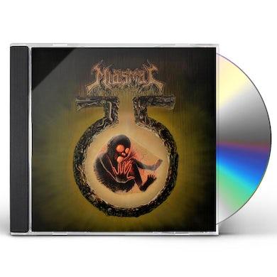 Miasmal CURSED REDEEMER CD