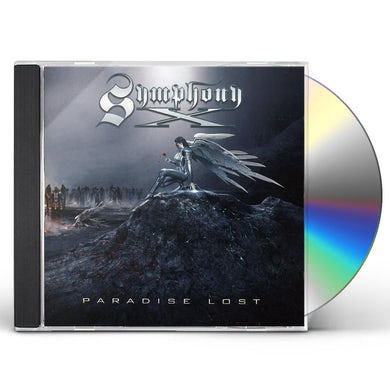 Symphony X PARADISE LOST CD