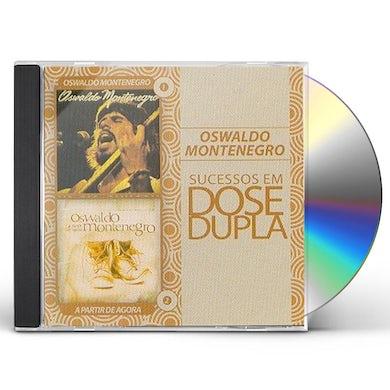 Oswaldo Montenegro DOSE DUPLA 2 CD