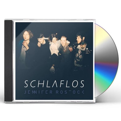 Jennifer Rostock SCHLAFLOS CD