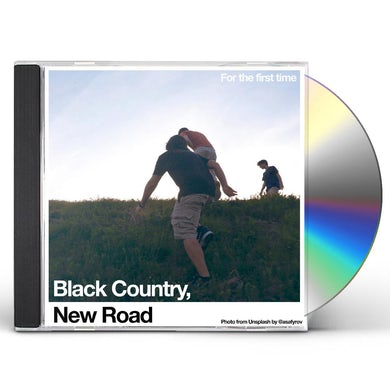 Black Country, New Road FOR THE FIRST TIME CD