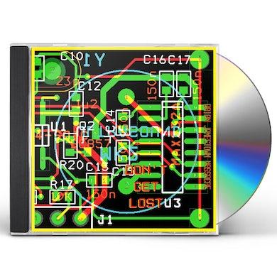 The Brian Jonestown Massacre DON'T GET LOST CD