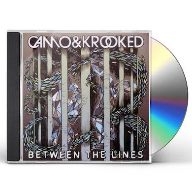 Camo & Krooked BETWEEN THE LINES CD