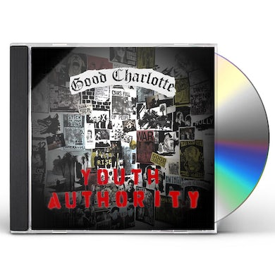Good Charlotte YOUTH AUTHORITY CD