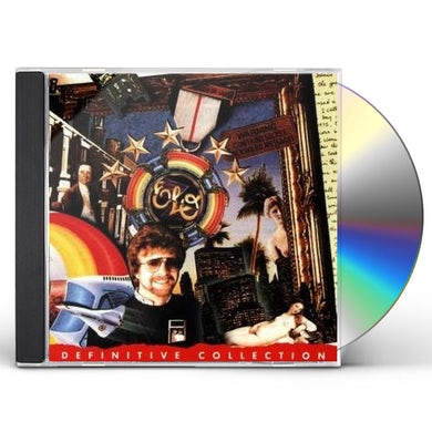 ELO (Electric Light Orchestra) DEFINITIVE COLLECTION CD