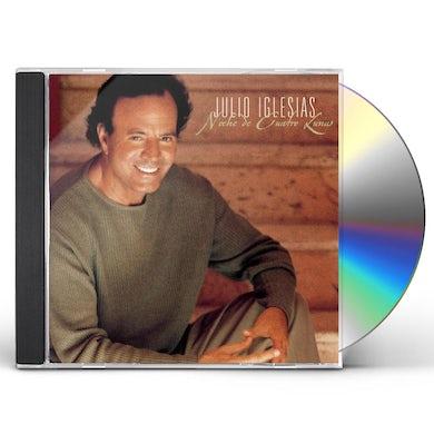 Julio Iglesias NOCHE DE CUATRO LUNAS CD