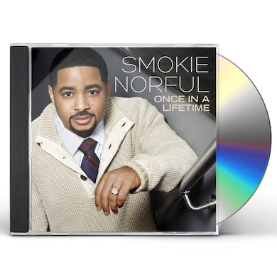 Smokie Norful ONCE IN A LIFETIME CD