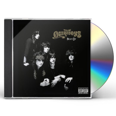 Quireboys BEST OF CD