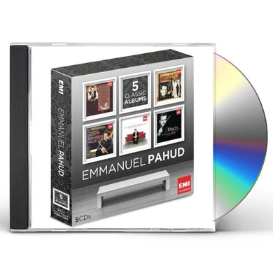 EMMANUEL PAHUD: 5 CLASSIC ALBUMS CD