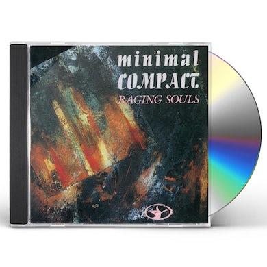 Minimal Compact RAGING SOULS CD