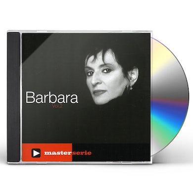 BARBARA MASTER SERIE 2 CD