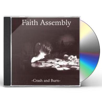 Faith Assembly CRASH & BURN CD