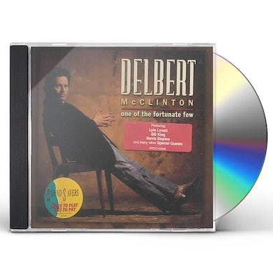 Delbert Mcclinton ONE OF THE FORTUNATE FEW CD