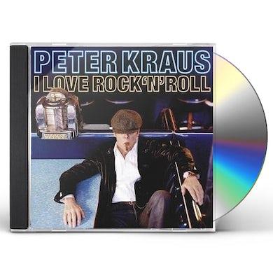 Peter Kraus I LOVE ROCK N ROLL CD