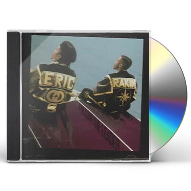 Eric B & Rakim Follow The Leader (Expanded Edition) CD