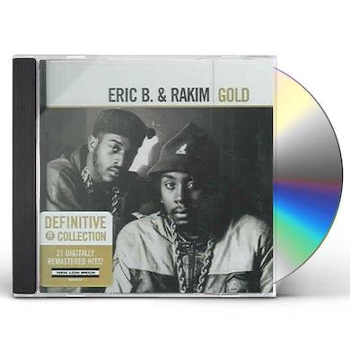 Eric B & Rakim Gold (2 CD) CD