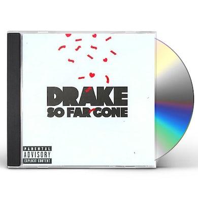 Drake SO FAR GONE CD