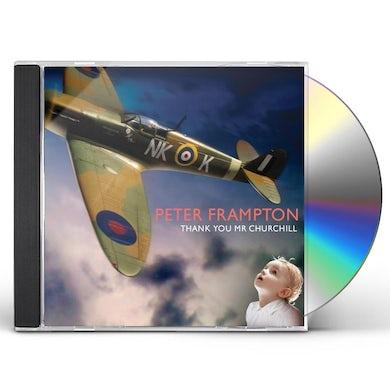 Peter Frampton THANK YOU MR CHURHILL CD