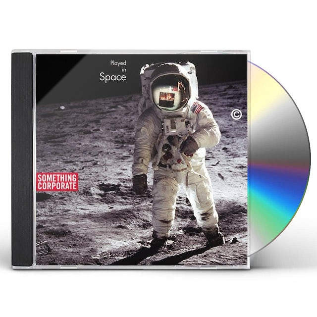 Something Corporate PLAYED IN SPACE: THE BEST OF CD