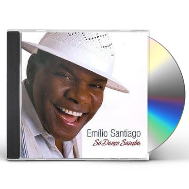 Emilio Santiago SO DANCO SAMBA CD