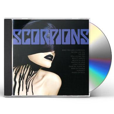 Scorpions ICON CD