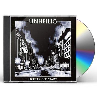 Unheilig LICHTER DER STADT CD