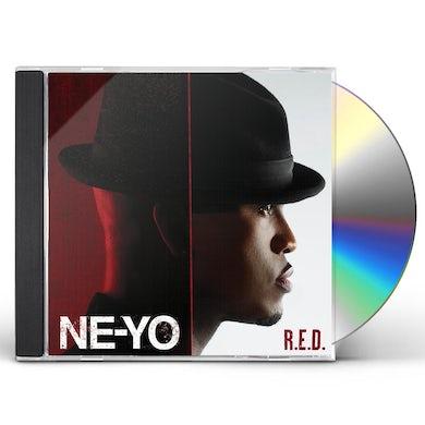 Ne-Yo R.E.D. CD
