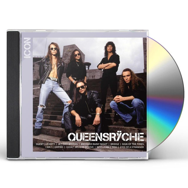 Queensrÿche ICON CD