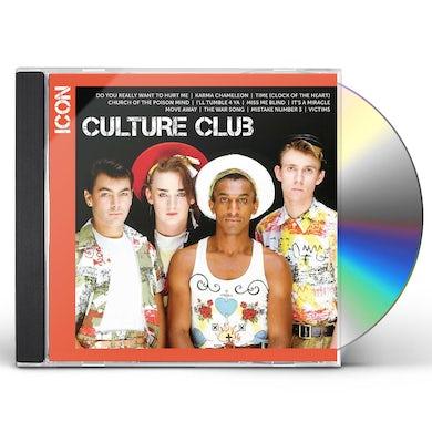 Culture Club ICON CD