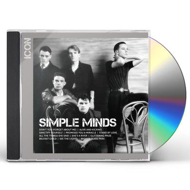 Simple Minds ICON CD