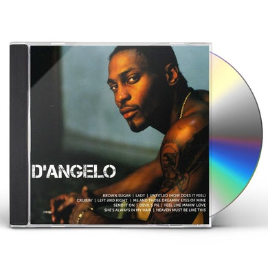 D'Angelo ICON CD