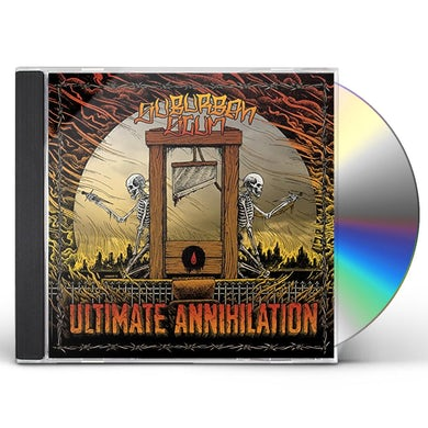 ULTIMATE ANNIHILATION CD
