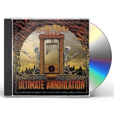 Suburban Scum ULTIMATE ANNIHILATION CD