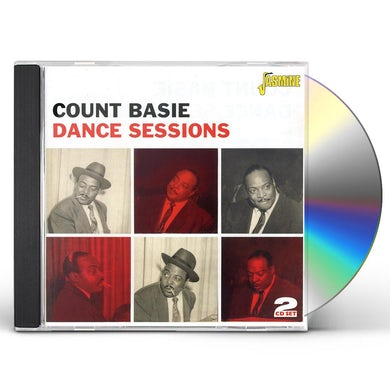 Count Basie DANCE SESSIONS CD
