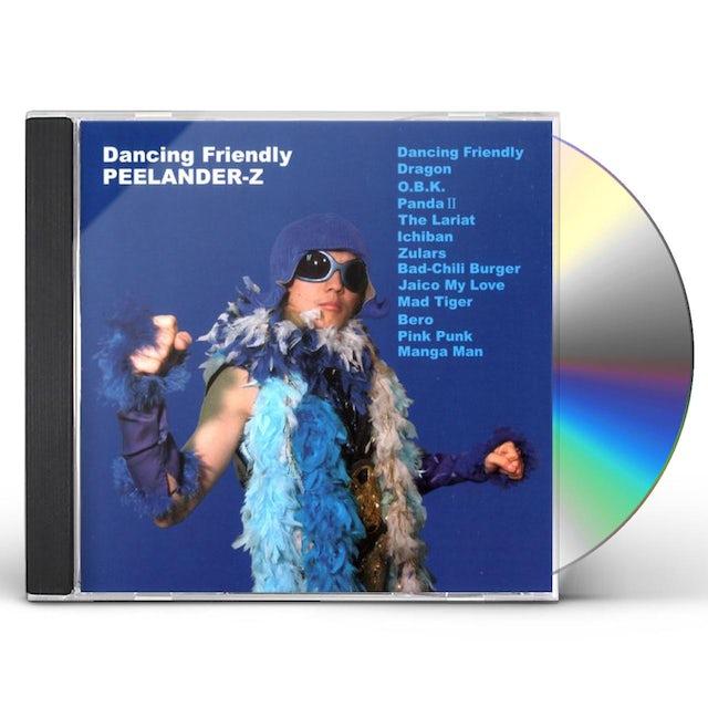 Peelander-Z DANCING FRIENDLY CD