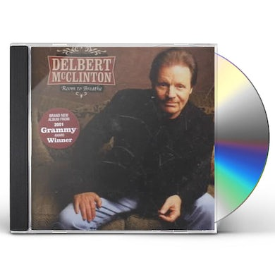 Delbert Mcclinton ROOM TO BREATHE CD