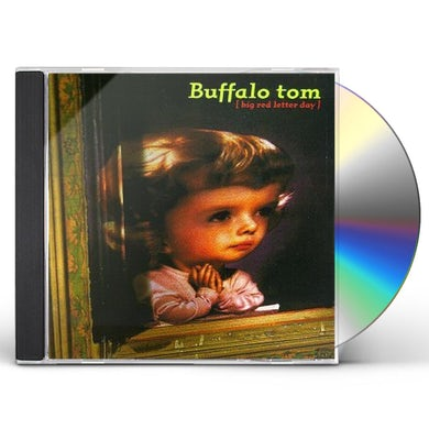 Buffalo Tom BIG RED LETTER DAY CD