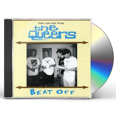 Queers BEAT OFF CD