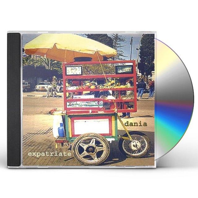 Dania EXPATRIATE CD