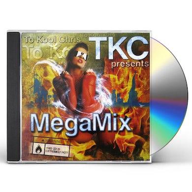 To Kool Chris MEGAMIX CD